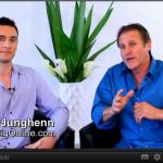 Steve Brossman interviews Samuel Junghenn image by Think Big Online