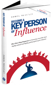 Become a key person of influence image by Think Big Online