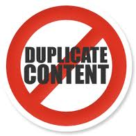 3 Ways to solve duplicate content issues image by Think Big Online