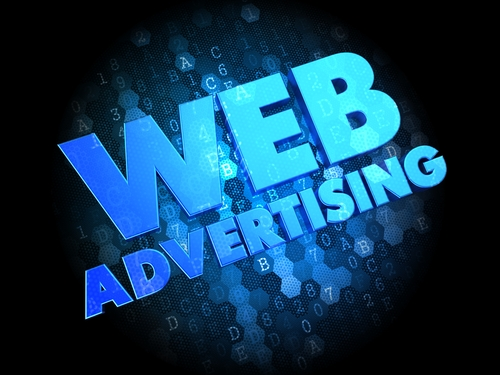 Web advertising image by Think Big Online