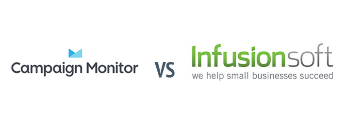 Campaign Monitor Vs Infusionsoft image by Think Big Online