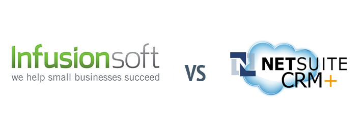 Infusionsoft Vs Netsuite CRM image by Think Big Online