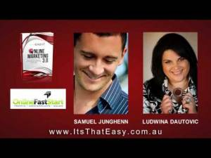 It's That Easy Online Marketing Book - Samuel Junghenn Interview