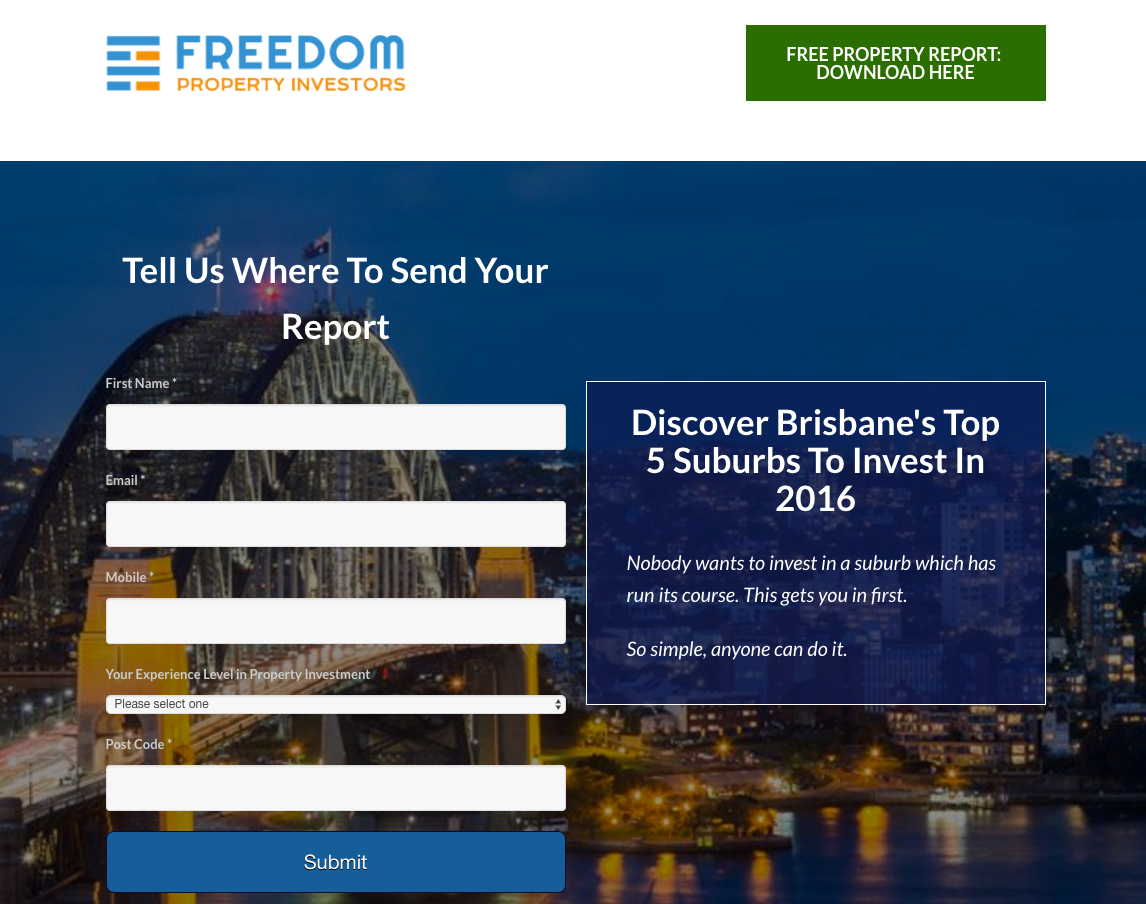 Freedom Properties