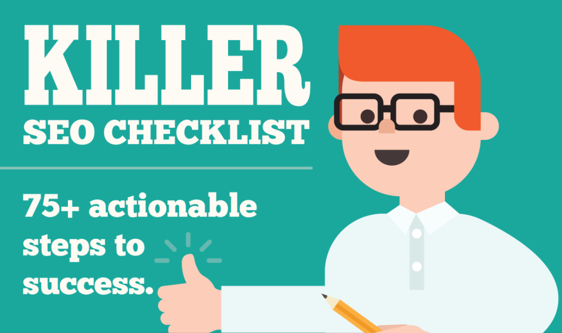 The Killer Onsite And Offsite SEO Checklist Featured Image - Think Big Online