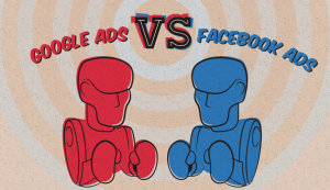 Which Is Better Facebook Ads or Google Adwords? (Infographic)