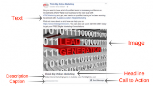 Key Elements of Facebook Adverts for Successful Ads