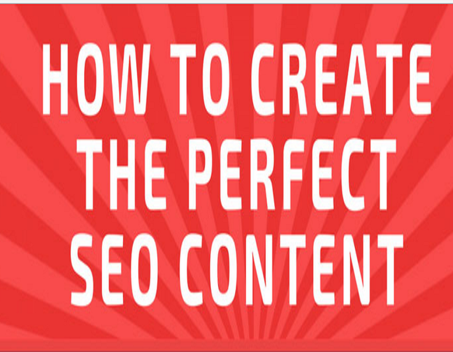How To Craft The Perfect SEO Content Infographic Main Image