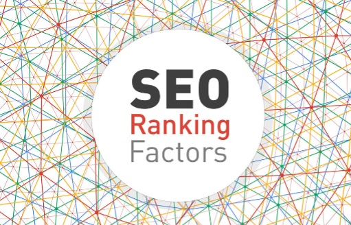 Featured Infographic image for SEO Ranking Factors