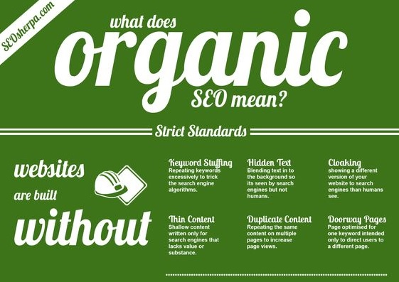Featured Image for Organic SEO
