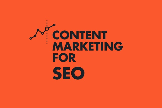 featured image for content marketing for SEO blogpost